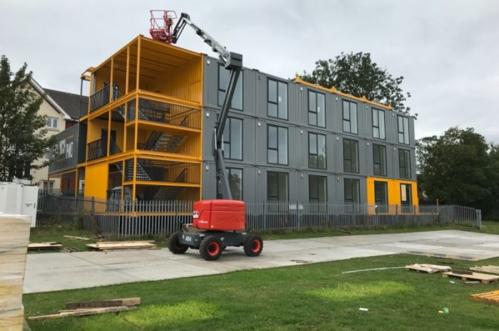 Know your modular construction expert up close