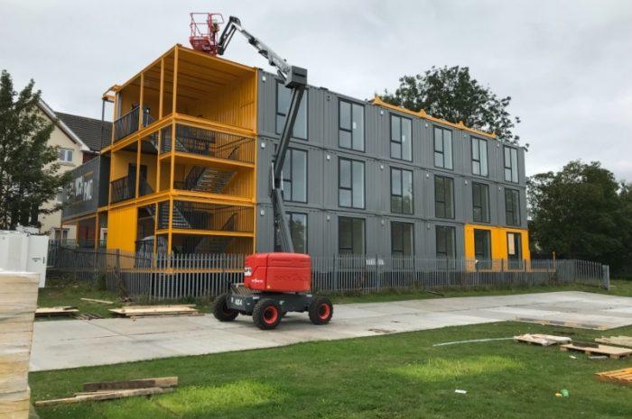 Know your modular construction expert up close